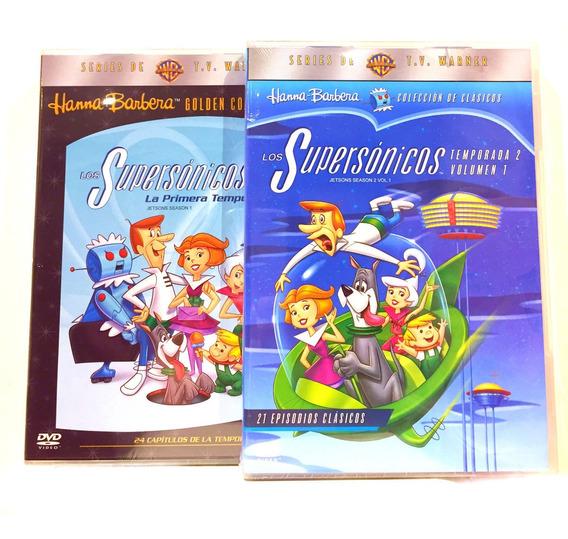 Los Super Sonicos La Serie Completa Dvd Original Supersonic