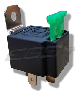 Relay Con Fusible 12 V 40 Amper Fueltech Ijepro Dac Mega Egs