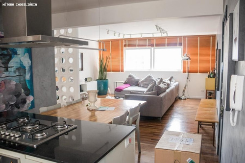 Apartamento Para Venda Em São Paulo, Itaim Bibi, 2 Dormitórios, 1 Suíte, 2 Banheiros, 1 Vaga - 12499_1-1259696