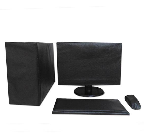 Kit Capa Para Cpu, Monitor, Teclado, Mouse E Impressora