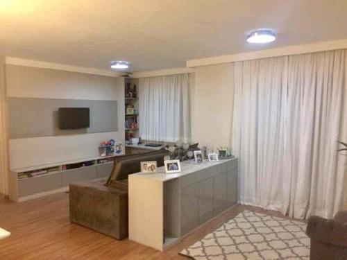 Apartamento Maravilhoso Com Varanda Gourmet! - Ap02341 - 67606327