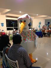 Animacion Y Decoración Para Baby Shower Visita De La Cigüeña