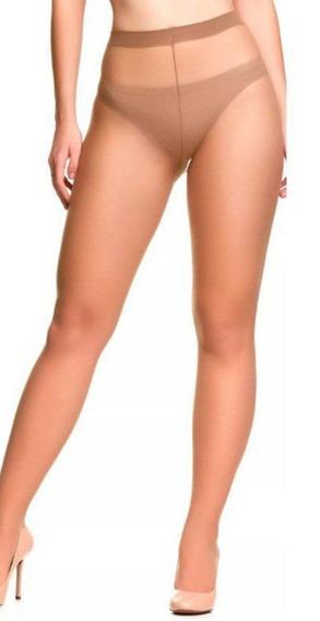 2 Meia-calças Trifil Fio 20 6305/08 Poliamida Tamanho Único