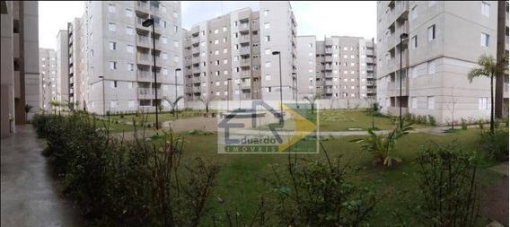 Apartamento Com 2 Dormitórios À Venda, 47 M² Por R$ 260.000,00 - Parque Suzano - Suzano/sp - Ap0193