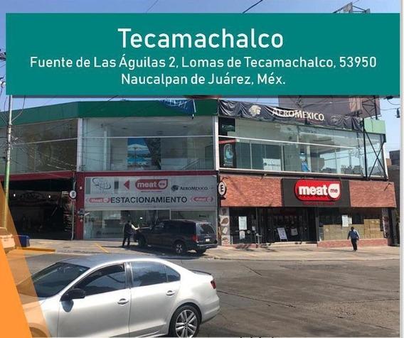 Tecamachalco Oficinas Con Gran Exposicion