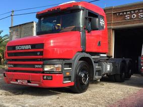 Scania 124 360 Hp