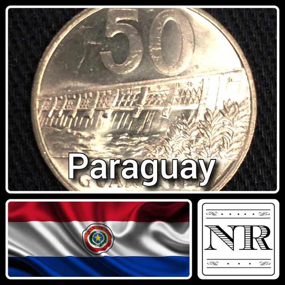 Paraguay - 50 Guaranies - Año 1992 - Km # 191