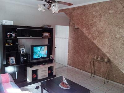 Ref.: 25501 - Casa Em Sao Vicente, No Bairro Nautica Iii - 2 Dormitórios