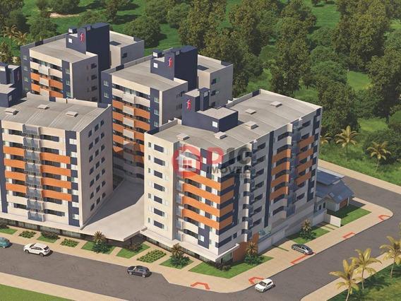 Apartamento Com 1 Dormitório À Venda Por R$ 222.837,03 - Rio Maina - Criciúma/sc - Ap0629