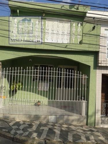 Sobrado A Venda No Bairro Vila Mazzei Em São Paulo - Sp.  - 2459-1