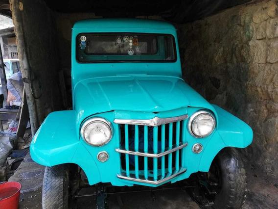 Jeep Willis 1955 Estacas