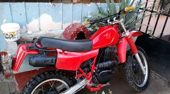 Honda Xl500 Clásica