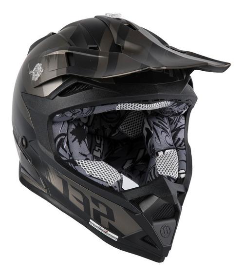 Casco Just1 J32 Pro Kick Black Titanium Tienda Oficial