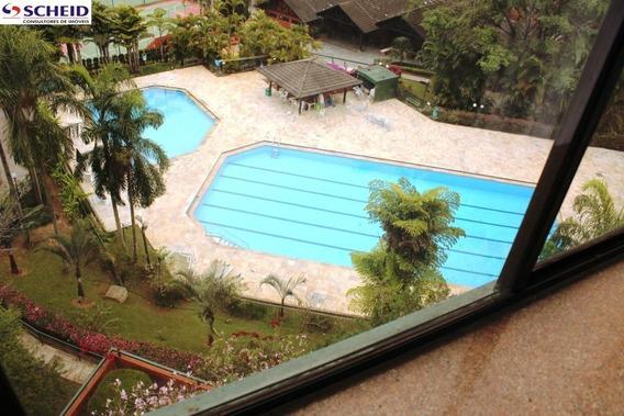 Apartamento Lindo Com 4 Dor 1 Suit 2 Vagas Lazer Completo - Mr67603
