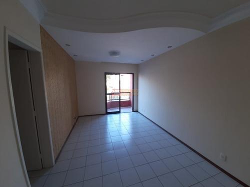 Aparamento No Bairro Vila Paraiso Em Santo Andre Com 03 Dormitorios - V-30886