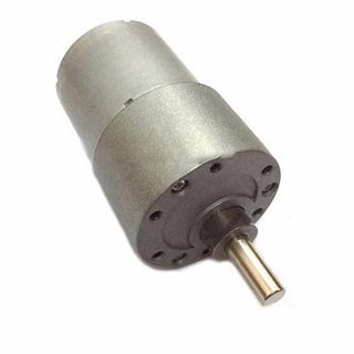 Motor Electrico 12 Volt Con Reductor 60 Rpm Torque
