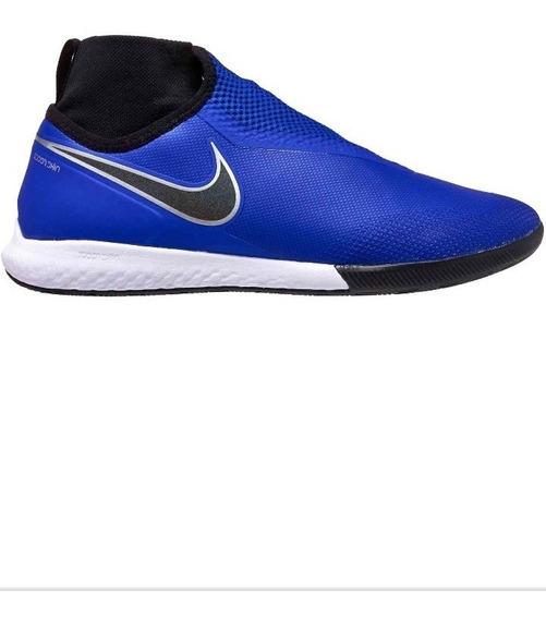 Tenis Nike React Phantom Vsn Pro Azul Futbol Hombre Más Barato De Mercado Libre Oferta