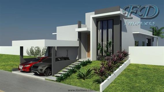 Casas Em Condomínio À Venda Em Atibaia/sp - Compre O Seu Casas Em Condomínio Aqui! - 1416323