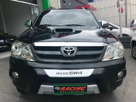 Toyota Hilux Sw4 3.0 Srv 4x4 Turbo Intercooler 2006