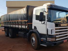 Scania /p124 Cb6x4nz 360