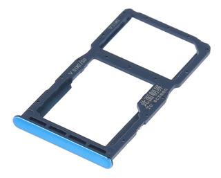 Bandeja Charola Porta Sim Chip Huawei P30 Lite Mar-lx3a