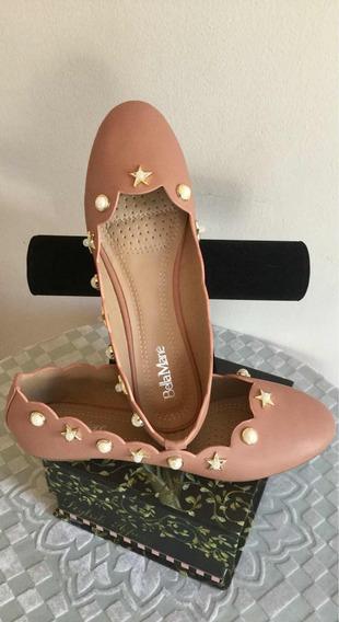 Zapato Stacy Flat