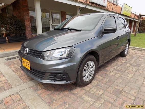 Volkswagen Gol Trendline 1.6 Mt Aa