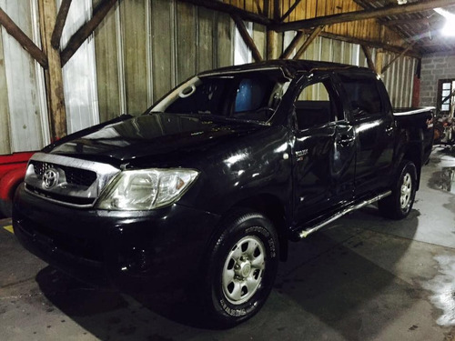 Toyota Hilux 2.5 Cab. Dupla 4x4 4p Sucata