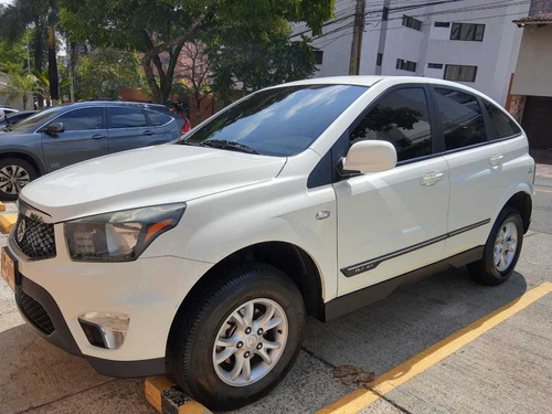 Ssangyong Actyon 4x2 Mod 2016 Automatica