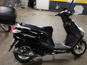 Suzuki Burgman Ans 125
