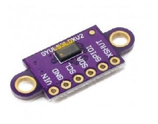Vl53l0x Sensor De Distancia Por Tiempo De Vuelo