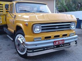 Chevrolet C 60 ( Impecável ) Ano 1976, Item De Colecionador.