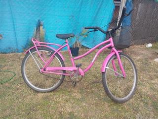 Bicicleta De Paseo Dama