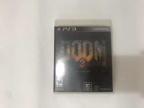 Doom 3 Para Ps3