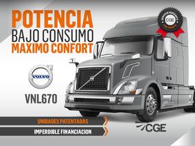 Camion Americano Volvo Vnl 670 2005 / Aptos Bitren