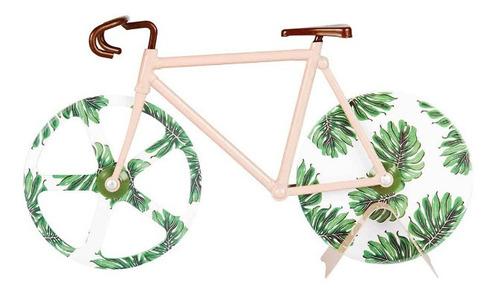 Cortador De Pizza Bicicleta Tropical