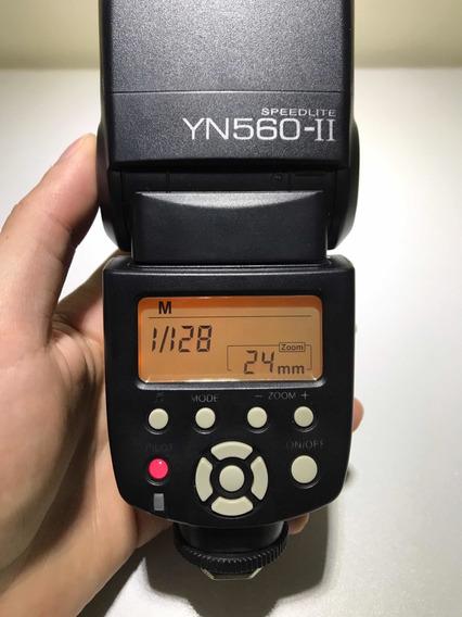 Flash Yongnuo Yn-560ii