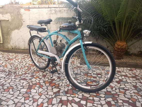 Bicicleta Motorizada 2019