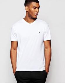 491ffbfad0 Camiseta Polo Ralph Lauren Basica Original Branca L (g)