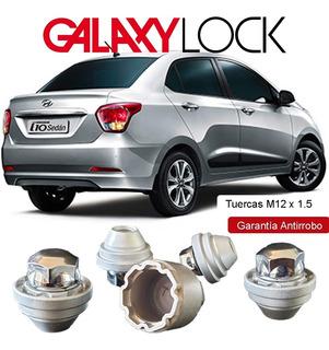 Tuercas De Seguridad Sensores De Reversa 12 X 1.5 Hyundai G