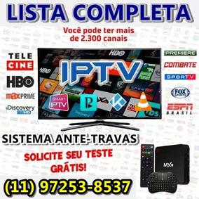 Catalogo Stviptvbox - Com System - Conexão Paga-leia Abaixo