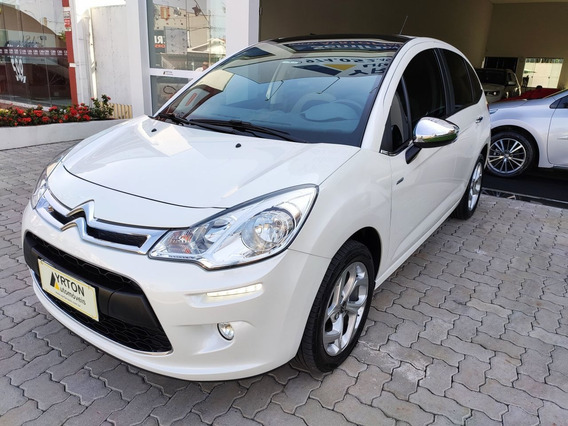 Citroen C3 1.5 16v 4p Exclusive Flex