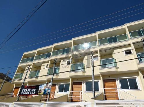 Sobrado Com 3 Dormitórios, Com 1 Suite, Lavabo, Sala Ampla, Cozinha, Banheiro, Vaga Para 4 Carros - So0213