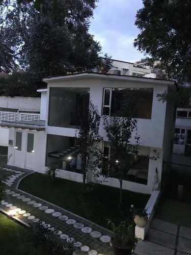 Casa Amueblada En Renta En Lomas De Vista Hermosa