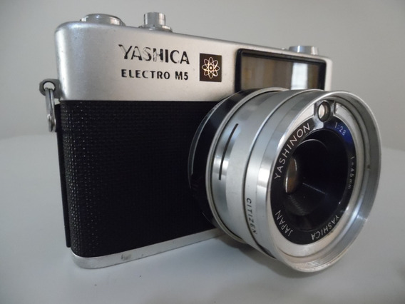 Camara Fotografica Yashika Electro M5 Vintage Funcional