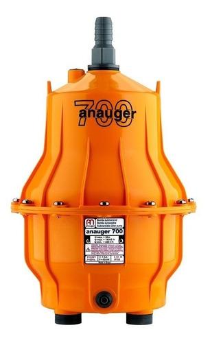 Bomba Sumergible Anauger Ang-700  - 450w Salida 3/4 Pulgada