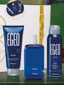 Kit Egeo Blue Boticario