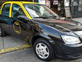 Taxi Chevrolet Corsa Año 2014