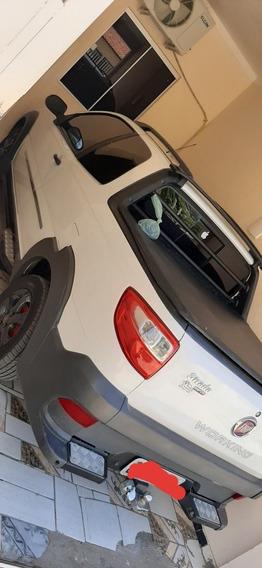 Fiat Strada 1.4 Working Cab. Dupla Flex 3p 2014