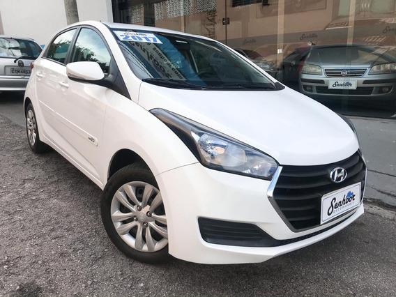 Hyundai Hb20 1.6 At Comfort Plus Branco - 2017